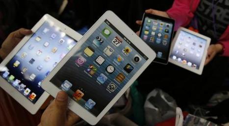 Tablettes tactiles : désormais elles pourront servir à conduire les voitures | LaLIST Veille Inist-CNRS | Scoop.it