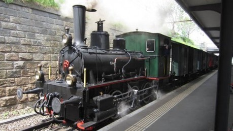 Sihl Valley By Steam Train - SwissTouristSpots.com | Swiss Tourist Spots | Scoop.it