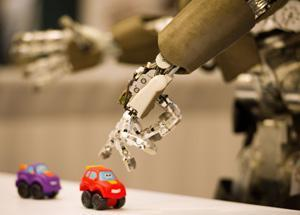 Virtual robot links body to numbers just like humans - tech - 11 November 2011 - New Scientist | Philosophy and Science of Mind and Brain | Scoop.it