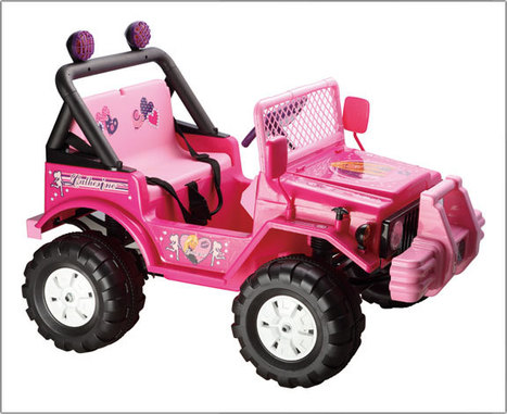 Kids Cars Showroom, Exciting Range of Electric Battery Operated Ride on Cars. | Kids 4x4 Riding Jeep | Scoop.it