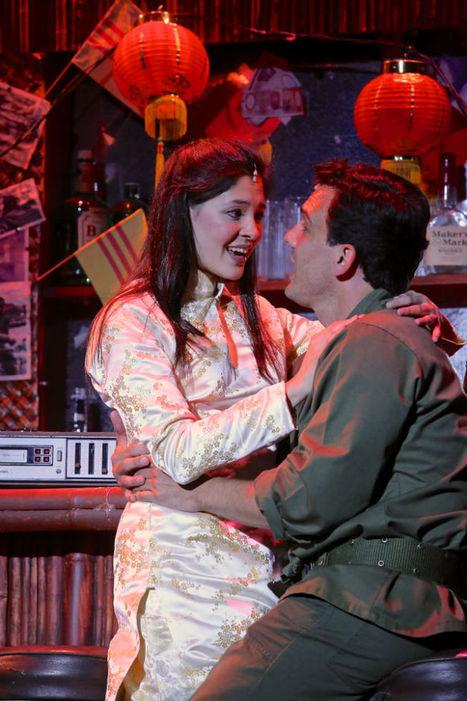 First Look at Charlie Brady, Manna Nichols & More in Miss Saigon at Starlight | Broadway World | Broadway Musicals | Scoop.it