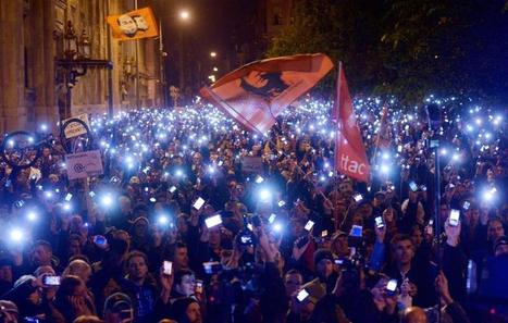 Ciudadanos ganan la batalla al canon de internet en Hungría   Libertad en la red   Scoop.it