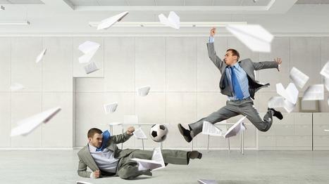 Le sport en entreprise, une tendance qui décolle   Vie du sportif de haut niveau   Scoop.it