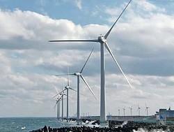 Au Japon les éoliennes n'ont jamais cessé de fonctionner | Japan Tsunami | Scoop.it