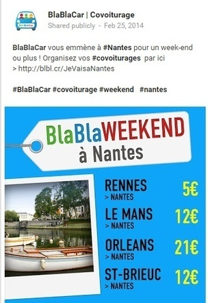 BlaBlaCar, le community management qui roule | Information documentaire | Scoop.it