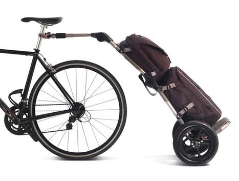 Travoy Bike: een aanhangwagen voor het woon-werkverkeer | urbanist | CAMPING VALDERREDIBLE. | Scoop.it