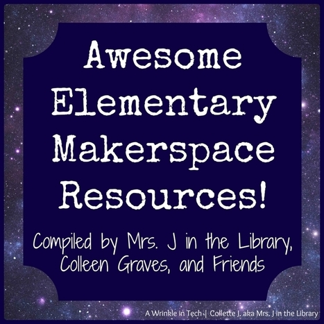 Elementary Makerspaces! | Differentiation Strategies | Scoop.it