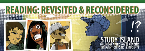 Graphic Novel Reading Research | Study Island | Readers Advisory For Secondary Schools | Scoop.it