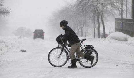 Your guide to winter bike commuting in Madison - 77Square.com | Silent Sports | Scoop.it