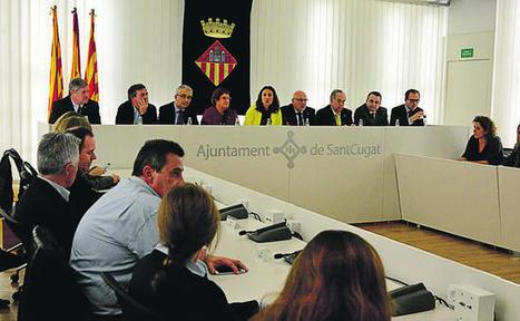 Delphi certifica la reindustrialización de la planta que deja en Sant Cugat   Terrassa: economia i societat   Scoop.it
