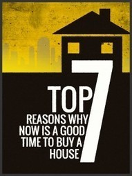Top 7 Reasons Why Now Is A Good Time To Buy A House. | housing | Scoop.it