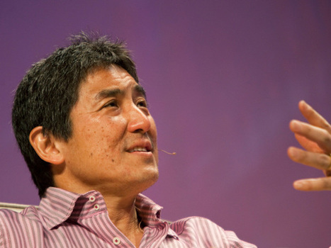 Guy Kawasaki's 7 tips for better social media storytelling - Financial Post | Socializing Professional Services | Scoop.it