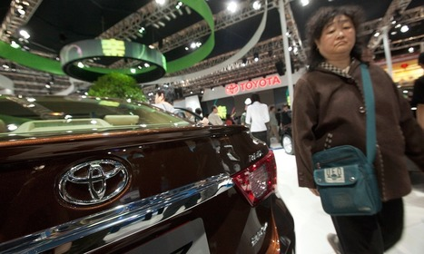 For Toyota dealer in China, lost year underscores Japan challenge - Automotive News | finance | Scoop.it
