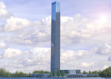 Shanghai skyscraper to be world's highest elevator test tower | D_sign | Scoop.it