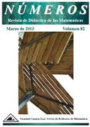 Números. Revista de Didáctica de las Matemáticas / Volumen 82. Marzo 2013 | Juegos con matemáticas | Scoop.it