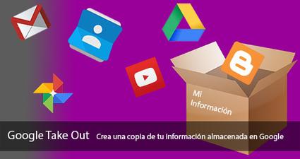 Cómo hacer un backup de tu cuenta de Google | Entorns Virtuals d'Aprenentatge i Recursos Educatius WEB 2.0 | Scoop.it