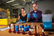 Fertilizer that fizzles in a homemade bomb could save lives around the world | Sustain Our Earth | Scoop.it