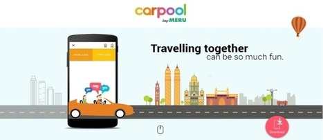 ‏@MeruCabs blindsides upstart #Uber with carpooling brand | ALBERTO CORRERA - QUADRI E DIRIGENTI TURISMO IN ITALIA | Scoop.it