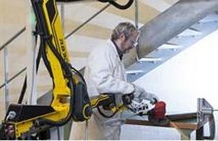 La robotique collaborative ou cobotique dans l'usine du futur | Une nouvelle civilisation de Robots | Scoop.it