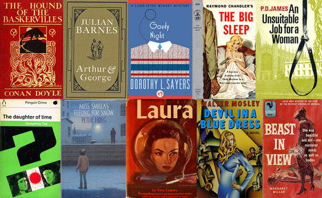 50 Essential Mystery Novels That Everyone Should Read | Litteris | Scoop.it