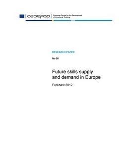 Cedefop | European Education | Scoop.it