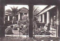 Ook Pompeiiens keken naar wat buurman bouwde   Campania   Scoop.it