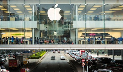 Why an Electric Car could be Apple's biggest disruption yet | MarketingHits | Scoop.it