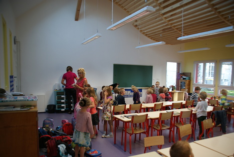 Esquelbecq: les nouveaux rythmes scolaires appliqués en ... - La Voix du Nord | Rythmes scolaires | Scoop.it