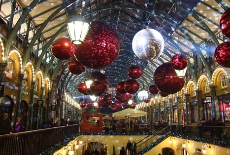 There is no better place to visit London than at Christmas and if you are planning a family trip to London..... | hotels | Scoop.it