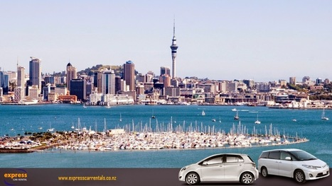 Top 4 Benefits of Rental Cars in Auckland | New Zealand Attractions, Car Rental and Travelling Tips | Scoop.it