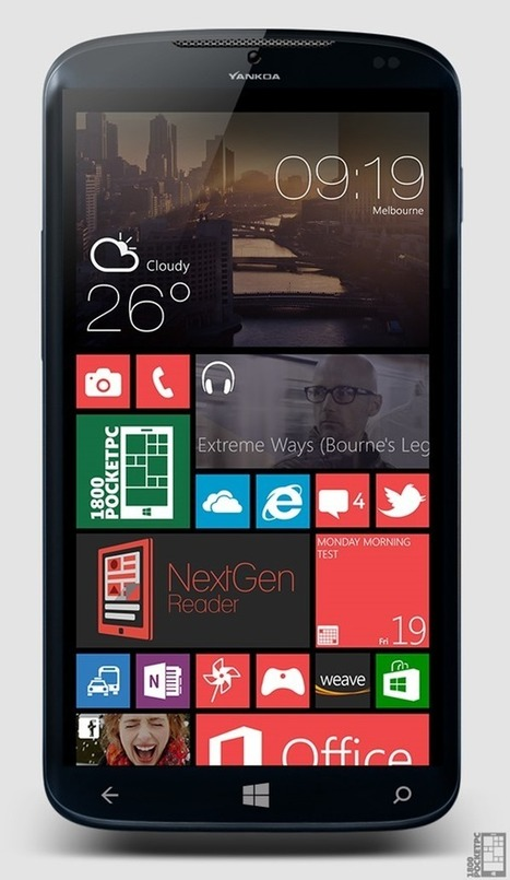 Windows Phone 8.1 Concept Shows Where Microsoft Should Step Next [IMAGES] | Redmond Pie | BraandLife | Scoop.it