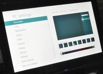 Windows 8 beta: more personalisation coming | Microsoft | Scoop.it