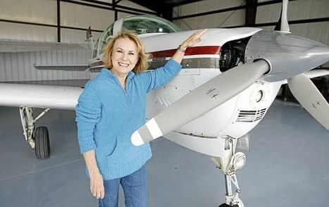Diabetic earns solo pilot's license 35 years after learning to fly | diabetes and more | Scoop.it