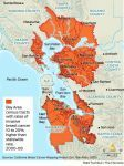 Bay Area breast cancer clusters seen | Sustain Our Earth | Scoop.it