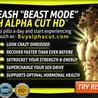 Benefits of Alpha Cut HD Muscle building supplement