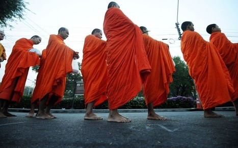 Japan Buddhists launch Monks Without Borders - Telegraph.co.uk | Buddhist News | Scoop.it
