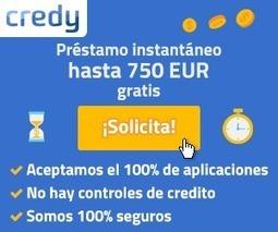 Solicitar Créditos Rápidos Online En Credy | Préstamos Personales | Scoop.it