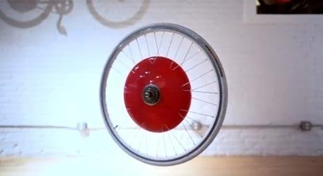 Así funciona la 'app' que transforma bicicletas en vehículos eléctricos | Deporte sostenible UNDAV | Scoop.it