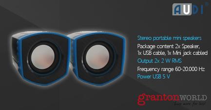 Speaker Audi 722 dengan Kualitas Suara Menakjubkan Hanya Rp. 40.000 | Teknologi dan Gadgets | Scoop.it