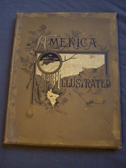 1883 AMERICA ILLUSTRATED Williams gorgeous nature illustrations throughout! 1.00 no reserve (Auction ID: 230571, End Time : Oct. 23, 2012 22:45:00) - MYNOTERA ONLINE AUCTION | Antiquarian Books | Scoop.it