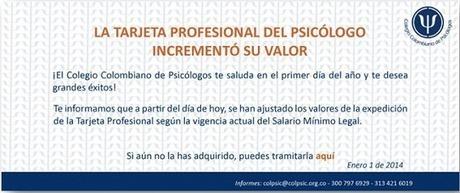 Colegio Colombiano de Psicólogos | Psicología | Scoop.it