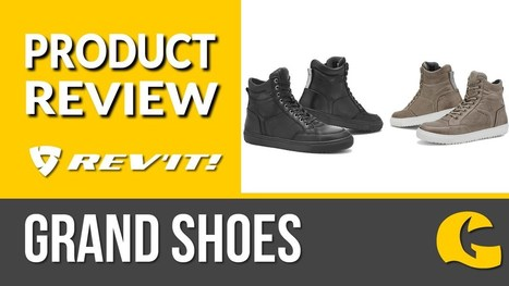 REV'IT! Grand Boots Review | Motorcycle Gear | Scoop.it