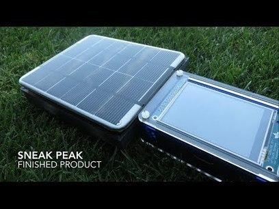 How to build a solar powered Raspberry Pi   Raspberry Pi   Scoop.it