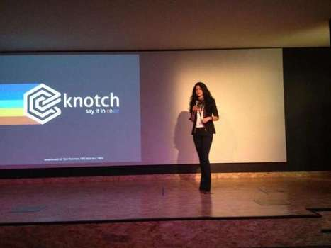 New social network founded by Romanian woman gets Silicon Valley funding | Knotch in the News | Scoop.it