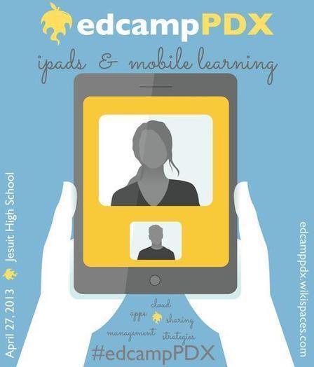 edcampPDX - HOME   iPads in high school   Scoop.it
