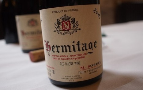 Northern Rhone 2012 en primeur tasting | Wine website, Wine magazine...What's Hot Today on Wine Blogs? | Scoop.it