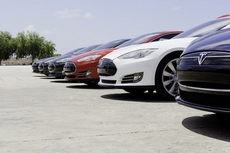 Tesla Model S Outsells BMW 7 Series, Audi A8, Mercedes-Benz S-Class and Lexus LS in US in Q1 of 2013 | Automotive brands | Scoop.it