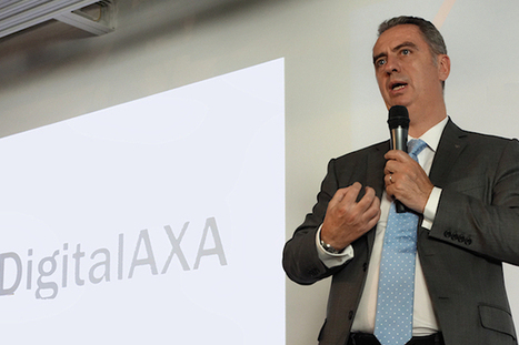 "PDG d'Axa France : ""les objets connectés servent à mieux prévenir les risques"" - La Revue du Digital 