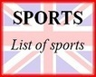 Lista de deportes en inglés | Saber Es Práctico | Educación Física - Secundaria | Scoop.it