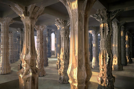 The World's Most Complex Architectural Columns | Design & Architecture | Scoop.it